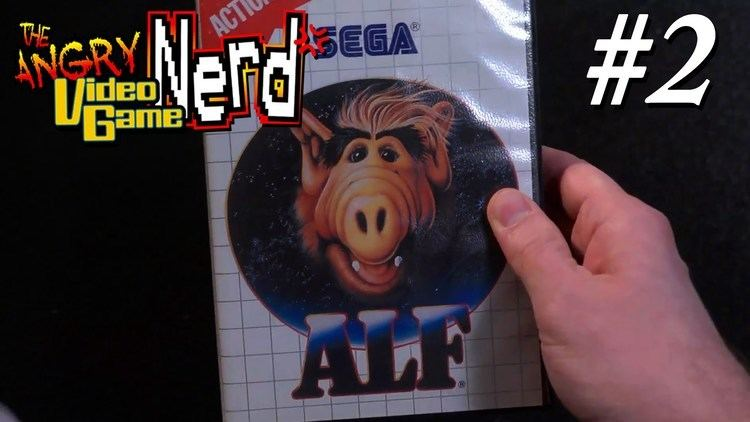 ALF (video game) ALF Sega Master System Angry Video Game Nerd Episode 123 YouTube