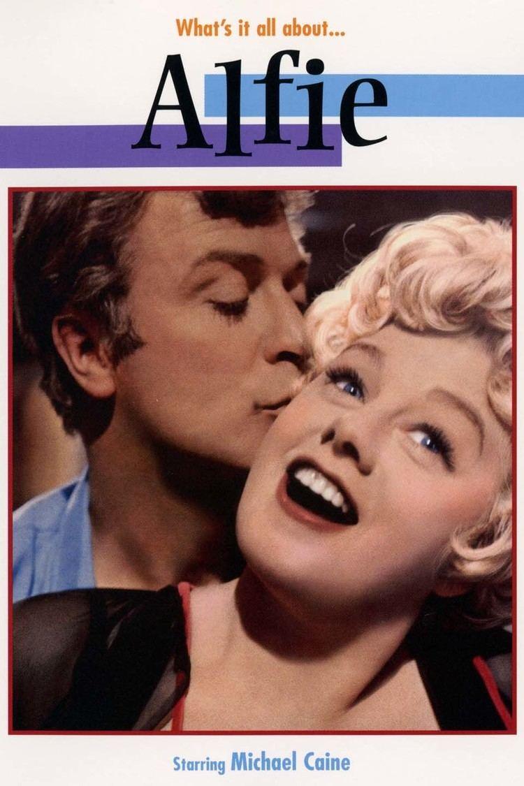 Alfie (1966 film) wwwgstaticcomtvthumbdvdboxart95p95dv8aajpg