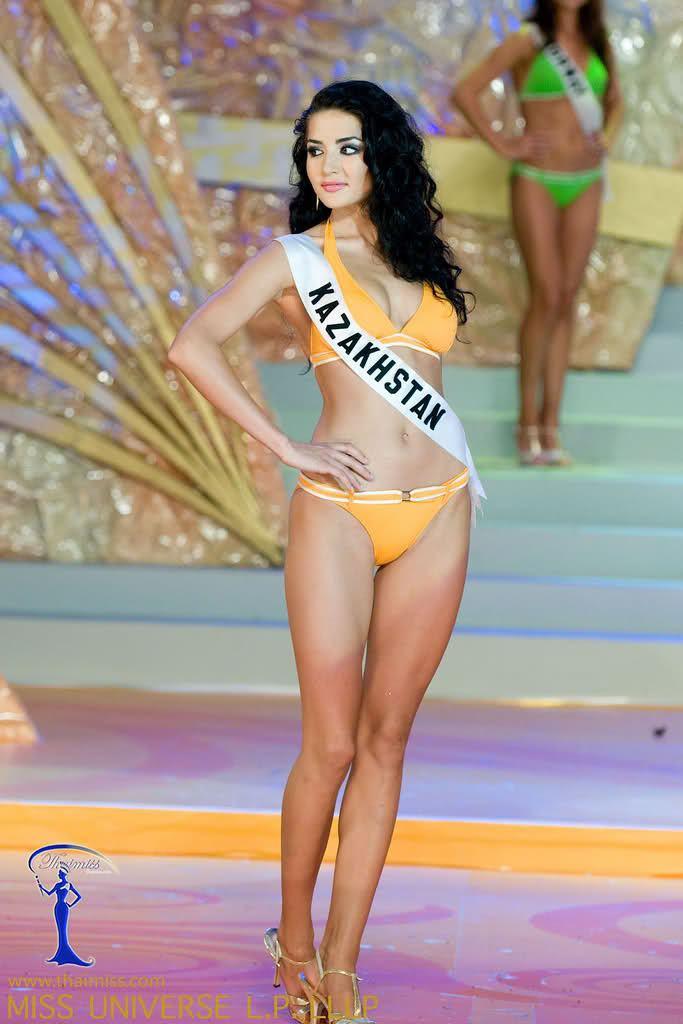 Alfina Nassyrova Alfina Nassyrova Miss World TOP 15 Semifinalist
