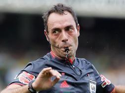 Alfonso Pérez Burrull Prez Burrull dice que ha recibido amenazas tras el Real Madrid
