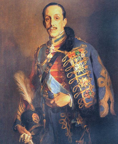 Alfonso XIII of Spain King Alfonso XIII of Spainfabulous uniform Royals Pinterest