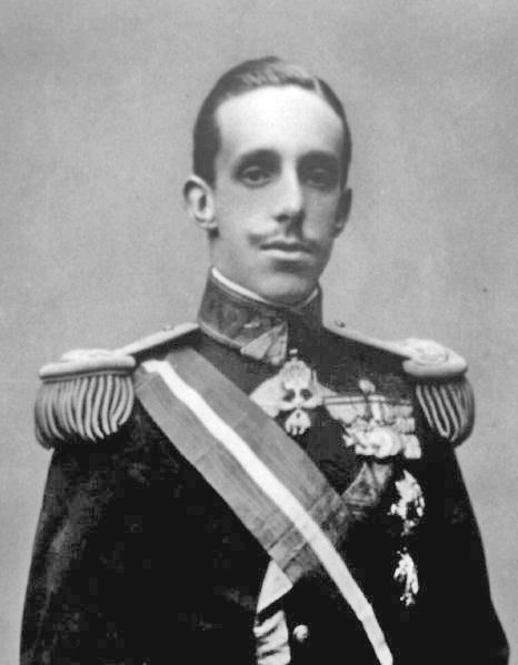 Alfonso XIII of Spain Canada and the Spanish Civil War All About Canadian History