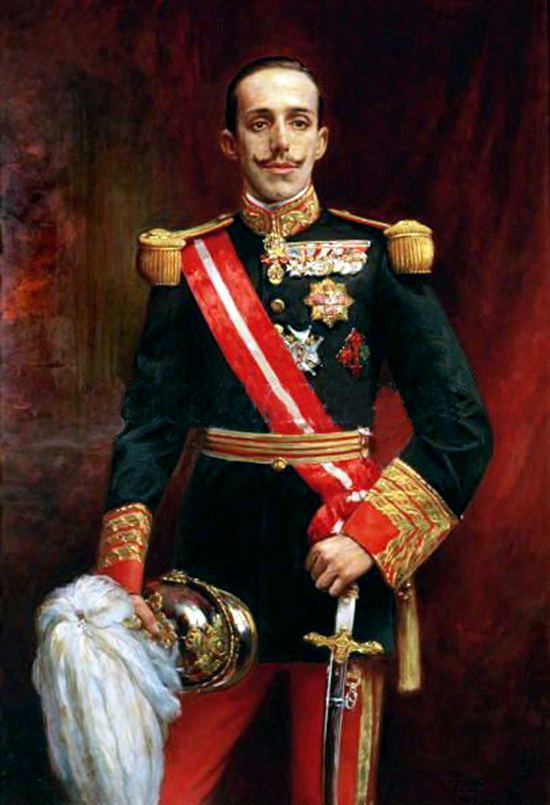 Alfonso XIII of Spain The Mad Monarchist Monarch Profile King Alfonso XIII of Spain