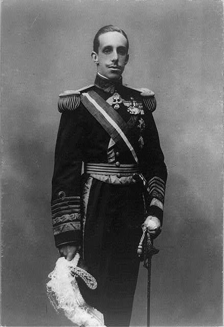 Alfonso XIII of Spain FileAlfonso XIII of Spainjpg Wikipedia the free