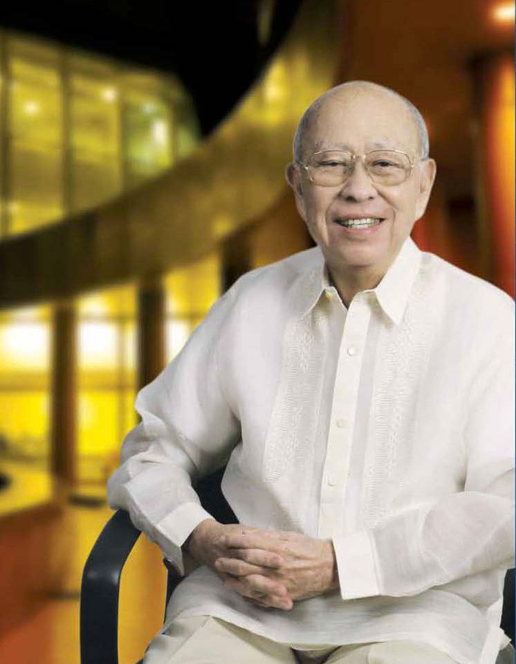 Alfonso Yuchengco How I Knew My Father39s Love Positively Filipino Online