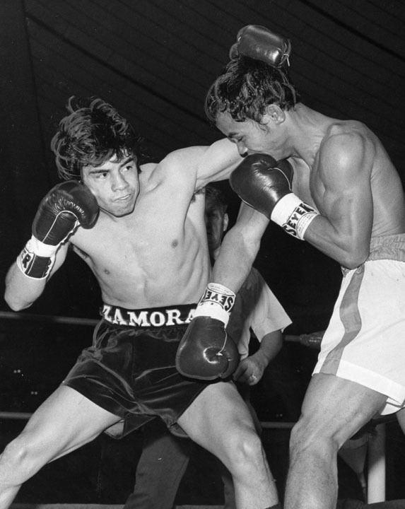 Alfonso Zamora April 23 1977 Zarate vs ZamoraThe Fight City