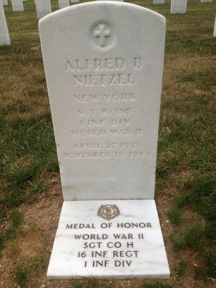 Alfred B. Nietzel Sgt Alfred B Nietzel 1921 1944 Find A Grave Memorial