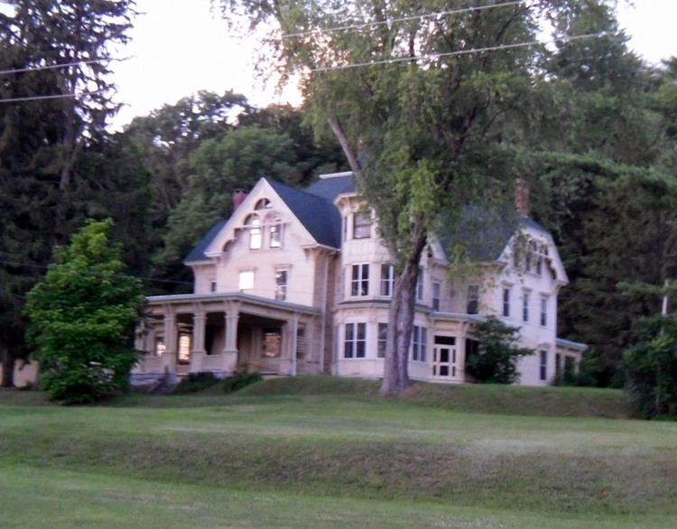Alfred Dolge FileAlfred Dolge Mansion Jul 10jpg Wikimedia Commons