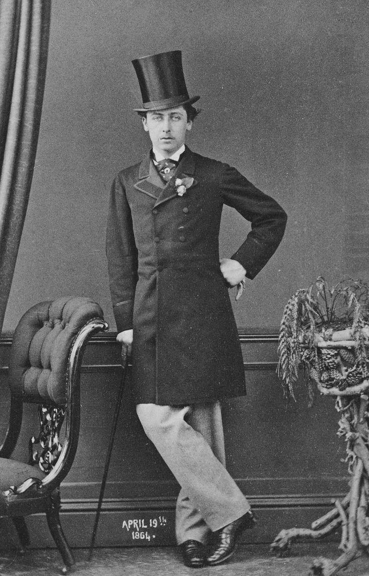 Alfred, Duke of Saxe Coburg an...