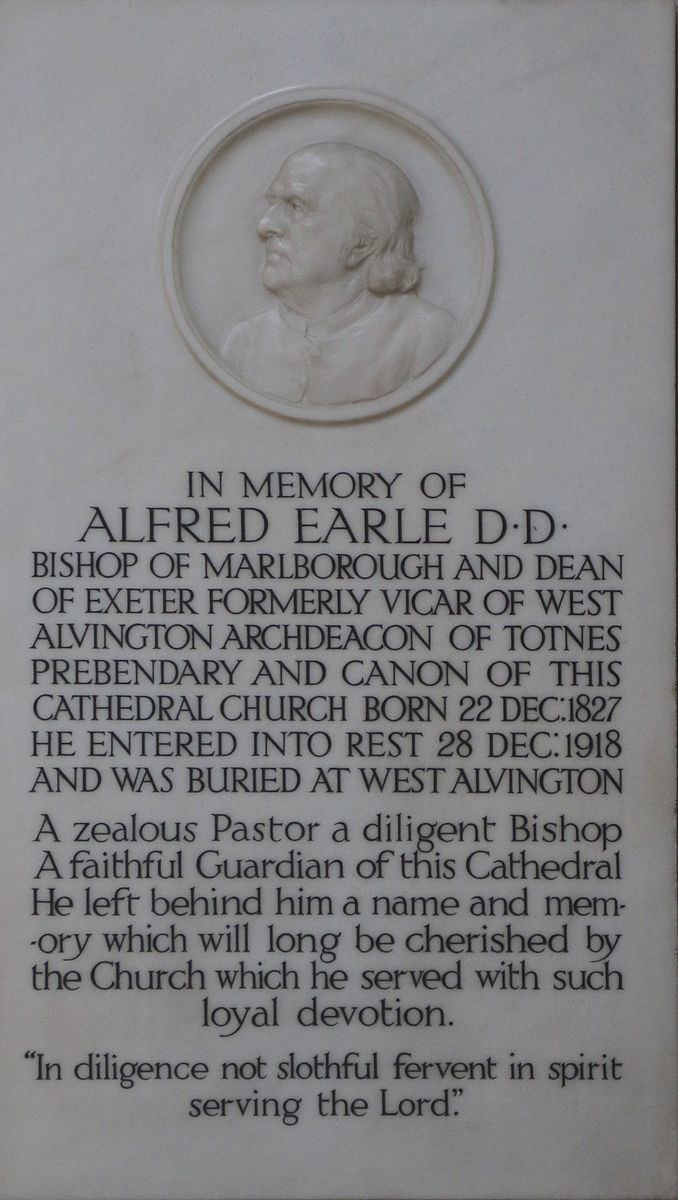 Alfred Earle (bishop)