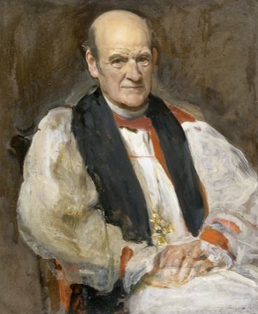 Alfred George Edwards Alfred George Edwards Archbishop of Wales 18481937 Art