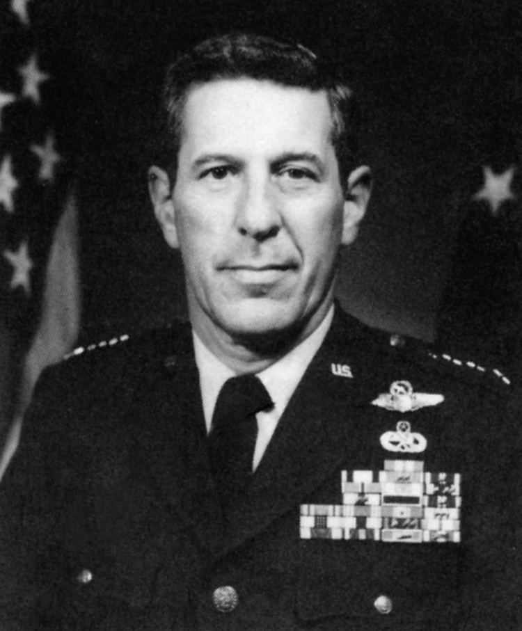 Alfred G. Hansen GENERAL ALFRED G HANSEN US Air Force Biography Display