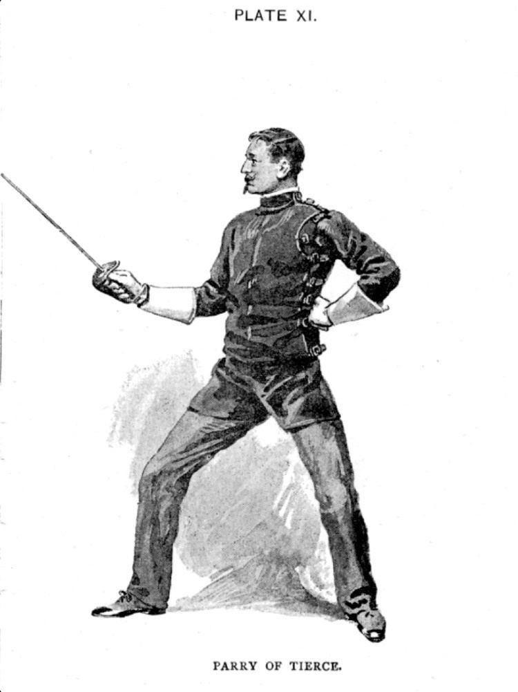 Alfred Hutton Hutton Sabre Columbia Classical Fencing LLC
