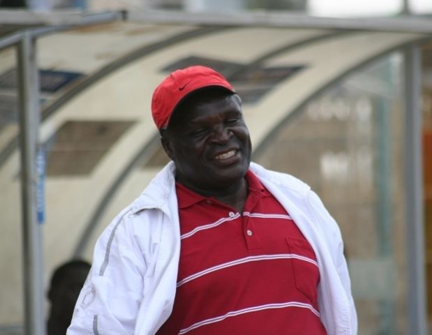 Alfred Imonje Alfred Imonje takes over at Nzoia