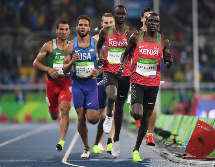 Alfred Kipketer Alfred Kipketer rues his men 800m final moment of madness