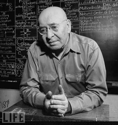 Alfred Korzybski The Eccentric Polish Count Who Influenced Classic SF39s