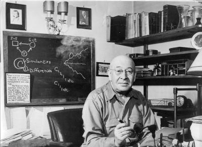 Alfred Korzybski New York Society for General Semantics About Alfred Korzybski