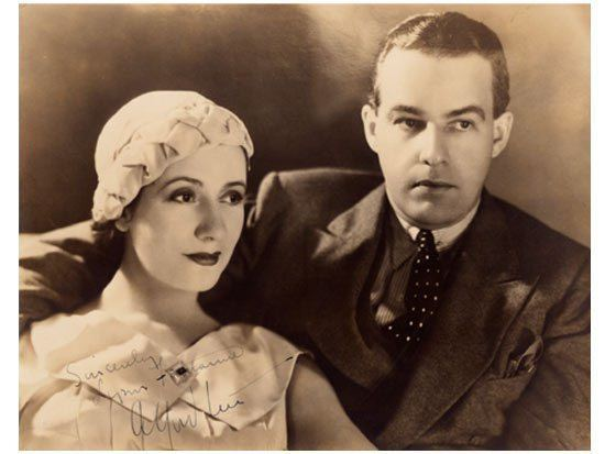 Alfred Lunt LUNT AND FONTANNE ZELDA SCOTT LOVE LETTERS and others