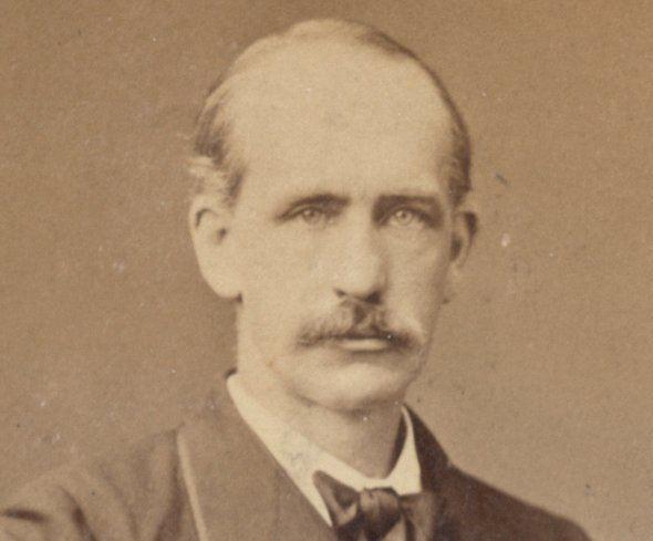 Alfred Lyall (traveller) Sir Alfred Lyall World Digital Library
