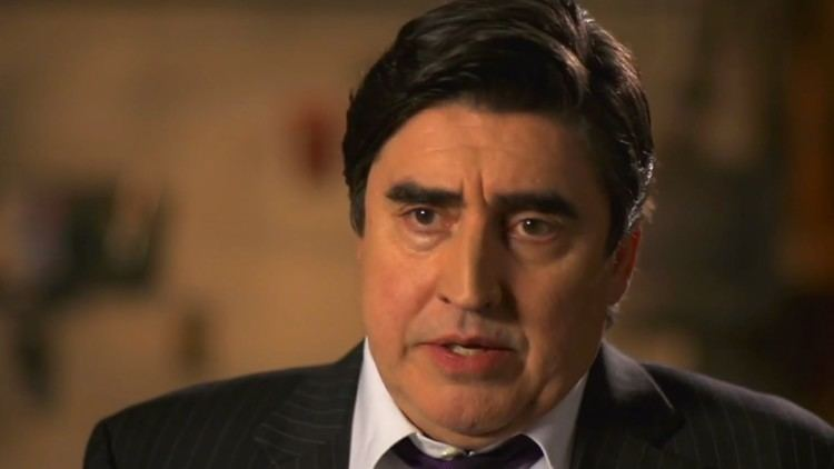 Alfred Molina The Normal Heart Interview with Alfred Molina HBO Films