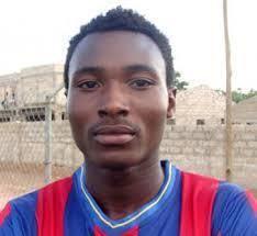 Alfred Nelson (footballer) cdnghanasoccernetcom201401AlfredNelsonjpeg