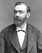 Alfred Noble wwwnobelprizeorgalfrednobelbiographicalartic