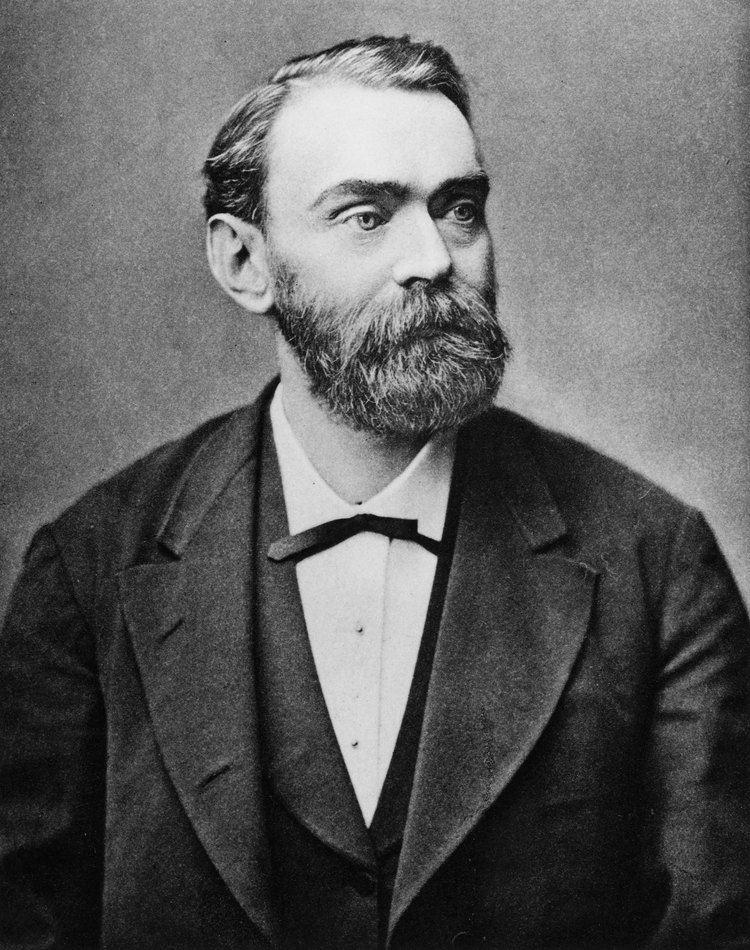Alfred Noble Alfred Nobel Dynamite by Jonas Linke on Prezi