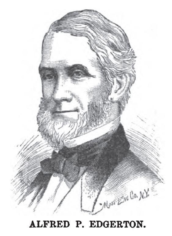 Alfred Peck Edgerton