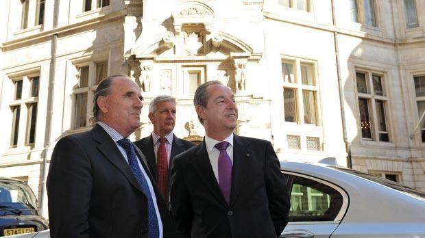 Alfred Pisani Money not favours39 drove Corinthia39s Libyan growth