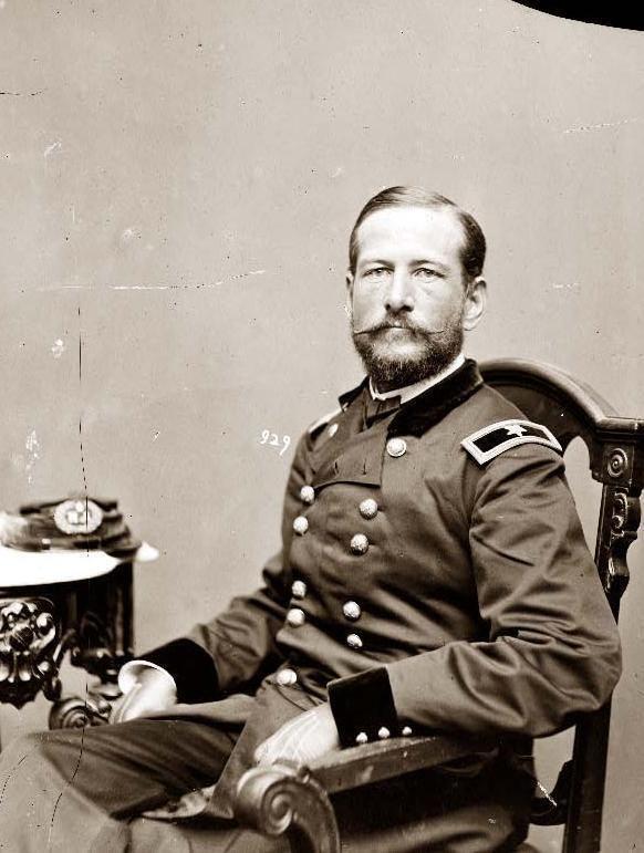Alfred Pleasonton Pleasonton Looks for Lee Finds Stuart Instead Civil