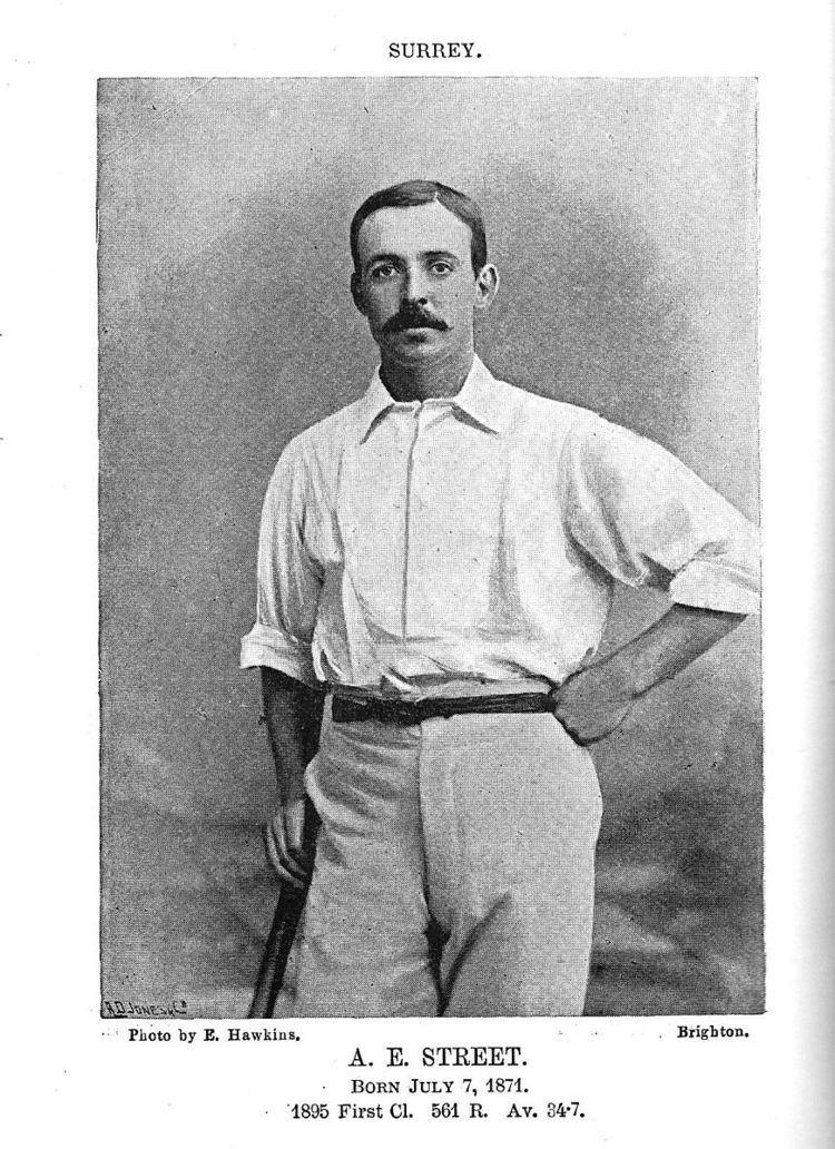 Alfred Street (cricket umpire)