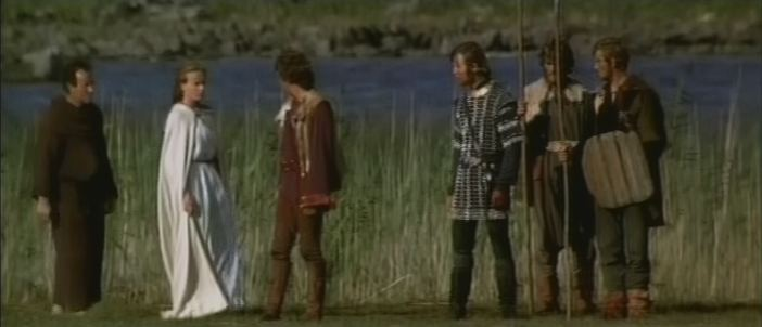Alfred the Great (film) Film Review Alfred the Great 1969 Noon Observation
