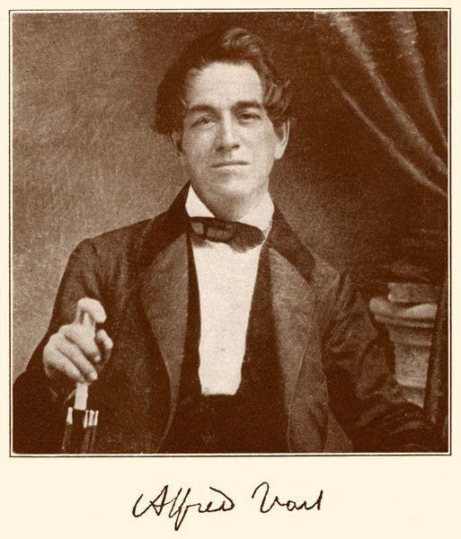Alfred Vail Anniversary of Vail39s First Demonstration of the Telegraph