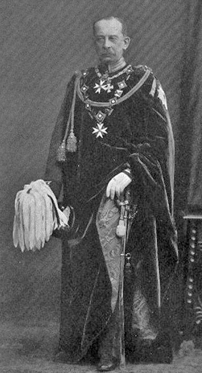 Alfred von Schlieffen Alfred Schlieffen 18331913