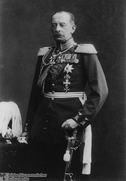Alfred von Schlieffen GHDI Image