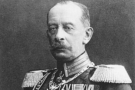 Alfred von Schlieffen World War I Centennial Schlieffen Is Dead but His Plan