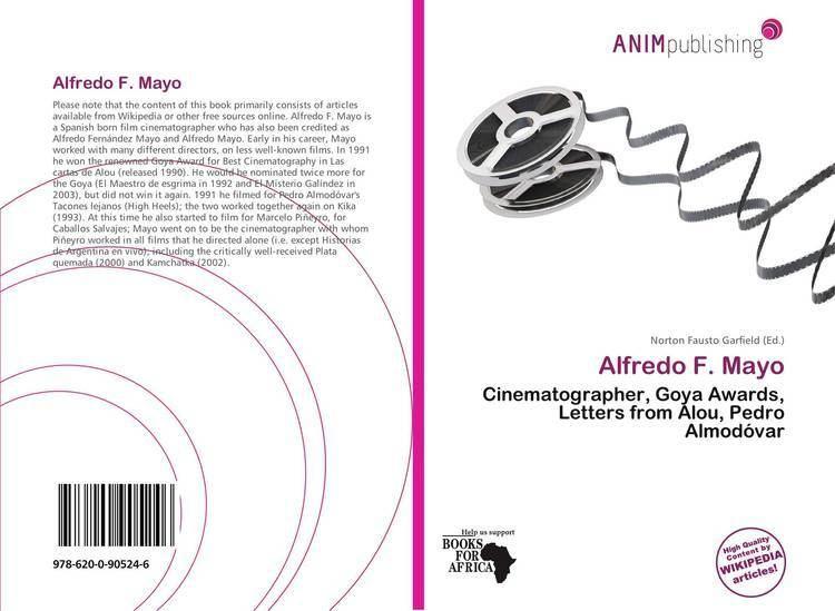 Alfredo F. Mayo Alfredo F Mayo 9786200905246 620090524X 9786200905246