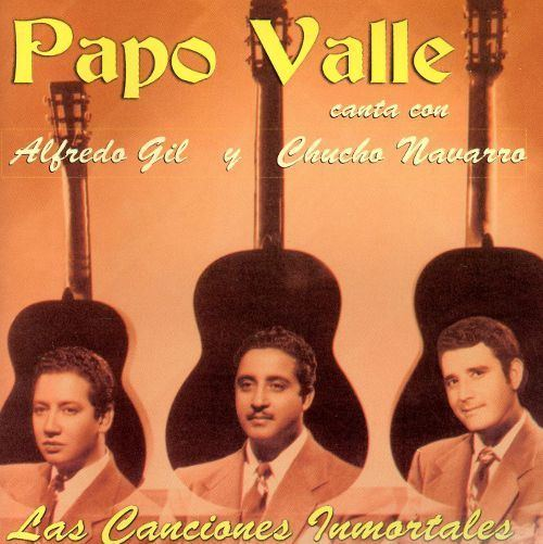 Alfredo Gil Con Alfredo Gil y Chucho Navarro Papo Valle Songs Reviews