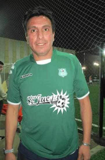 Alfredo Graciani Nunca imagin una vida sin el ftbol Hoysejuegacom
