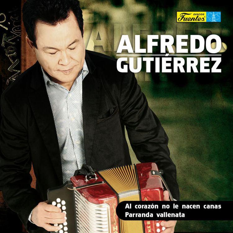 Alfredo Gutierrez Cartula Frontal de Alfredo Gutierrez Al Corazon No Le