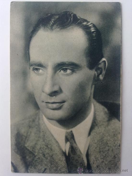 Alfredo Mayo postal actor cine alfredo mayo postal carton Comprar