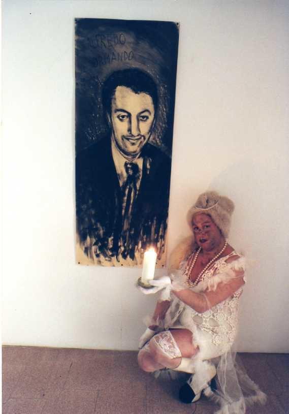 Alfredo Ormando wwwildialogoorg Undicesimo anniversario della morte di