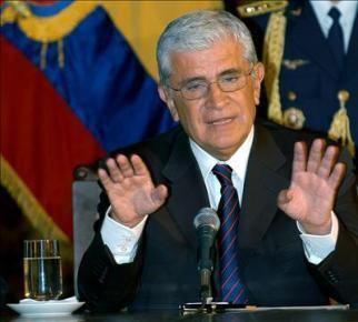 Alfredo Palacio Presidentes del Ecuador Luis Alfredo Palacio Gonzlez