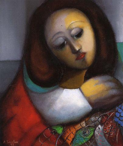 Alfredo Sinclair Alfredo Sinclair Artista Panam Obras de Arte Venta