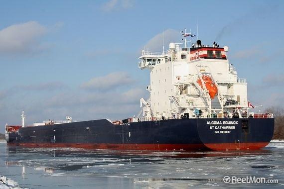 Algoma Equinox ALGOMA EQUINOX Cargo ship IMO 9613927