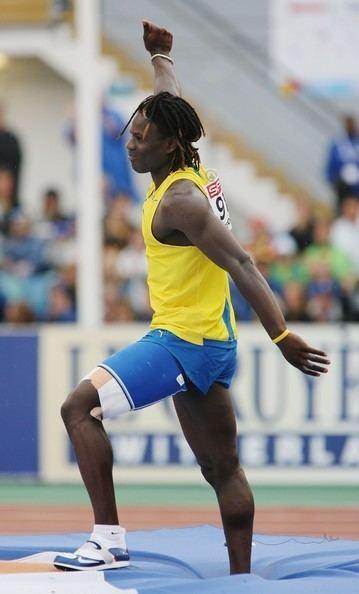 Alhaji Jeng Alhaji Jeng Photos 19th European Athletics Championships