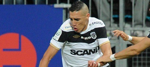 Alharbi El Jadeyaoui Arsenal give a two day trial to Angers midfielder Alharbi