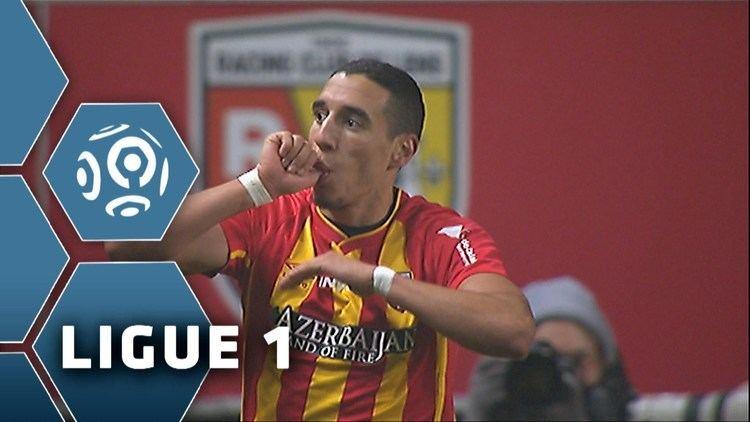 Alharbi El Jadeyaoui But Alharbi EL JADEYAOUI 6539 RC Lens FC Metz 20