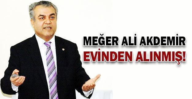 Ali Akdemir Ali Akdemir evinden alnm