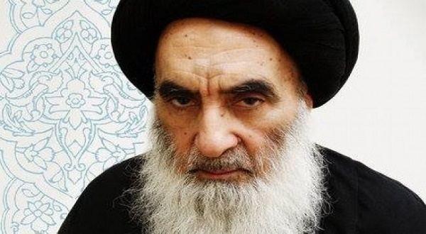 Image result for Grand Ayatollah Ali Al-Sistani, photos